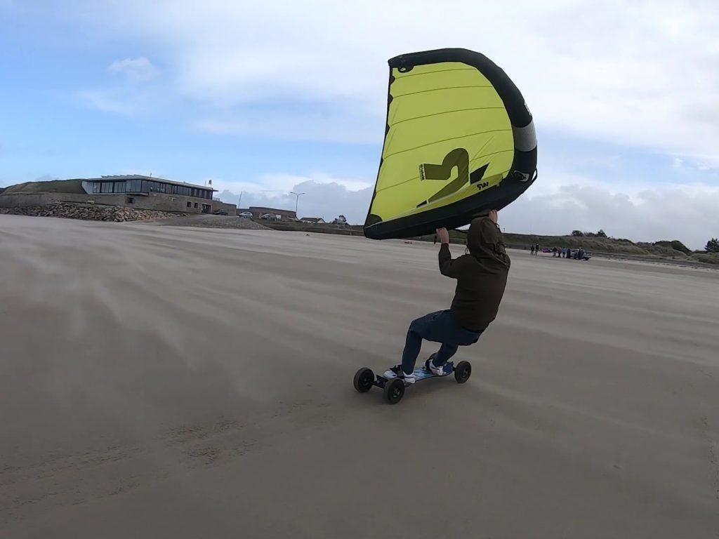 La Vague Normande Formation - Wing Foil